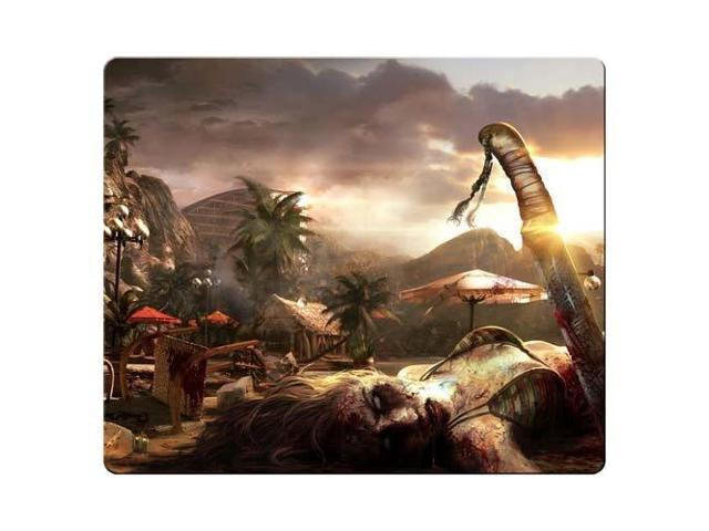 gaming mousepads cloth rubber tracking performance Non-slippery Dead Island 9