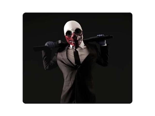 gaming mouse mat cloth rubber easy movement Water Resistent PAYDAY 2 9