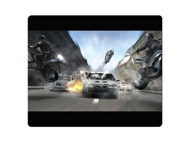 Game Mousepads cloth / rubber Antiskid Rubber Bottom mouse Rage 9