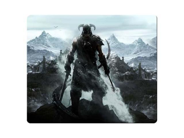 gaming mousemats cloth + rubber High quality Anti-Fraying The Elder Scrolls 9