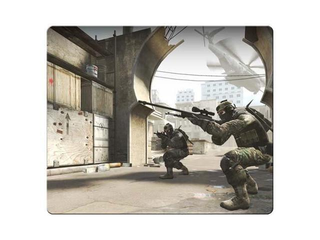 gaming mousemat rubber - cloth Super Soft Standard counter strike 9