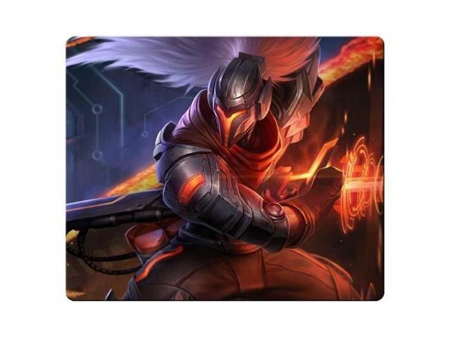 Mouse Mat cloth rubber smooth computer league of legends 9