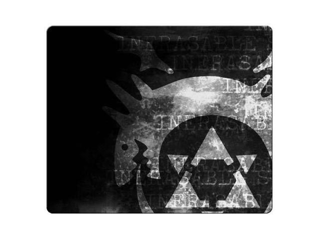 gaming mousepad cloth / rubber water resistant Laptop Fullmetal Alchemist 9