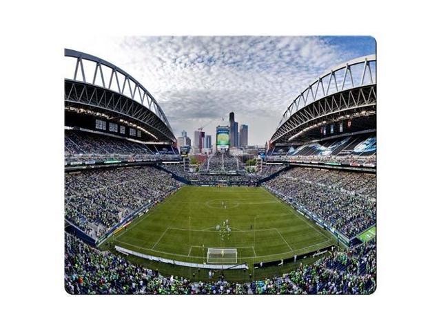 Game Mouse Pads cloth * rubber precise fabric surface Seattle Sounders FC 8