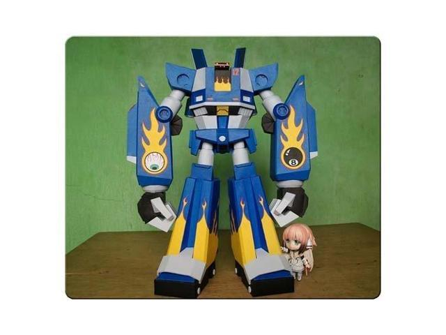 Mouse Pads rubber cloth Special-Textured Surface Attractive Megas XLR 9