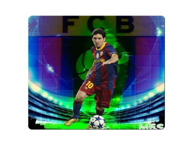 Gaming Mouse Pads cloth * rubber Designed for gamers Water Resistent Lionel Messi 9