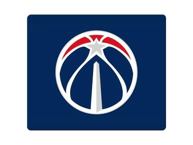 Mouse Mats rubber cloth smooth surface natural rubber Washington Wizards NBA Basketball logo 9