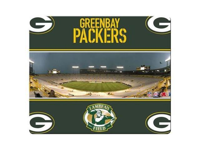 Mouse Mats cloth - rubber Smooth mice Green Bay Packers 9