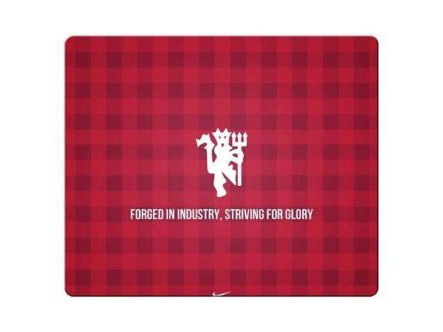 Mouse Mats cloth * rubber nonslip backing black rubber back Manchester United 8