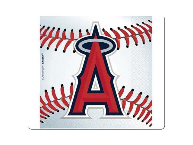 Mouse Pad cloth * rubber Customized fabric surface Los Angeles Angels of Anaheim 9
