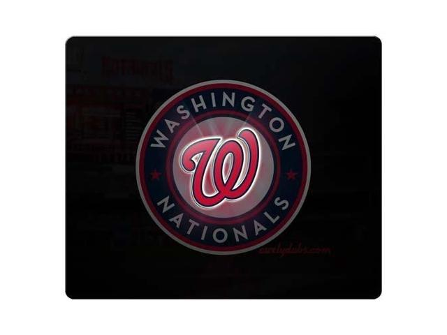 Mouse Pads rubber and cloth Precise surface Anti-Fraying Washington Nationals 9