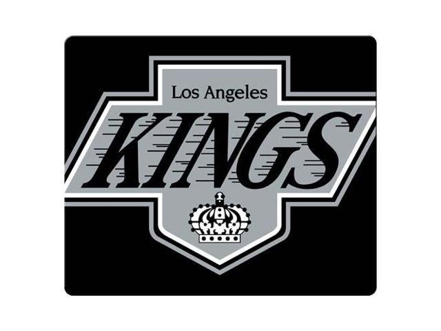 Gaming Mouse Pads cloth + rubber fast speeds non-slip backing Los Angeles Kings 9