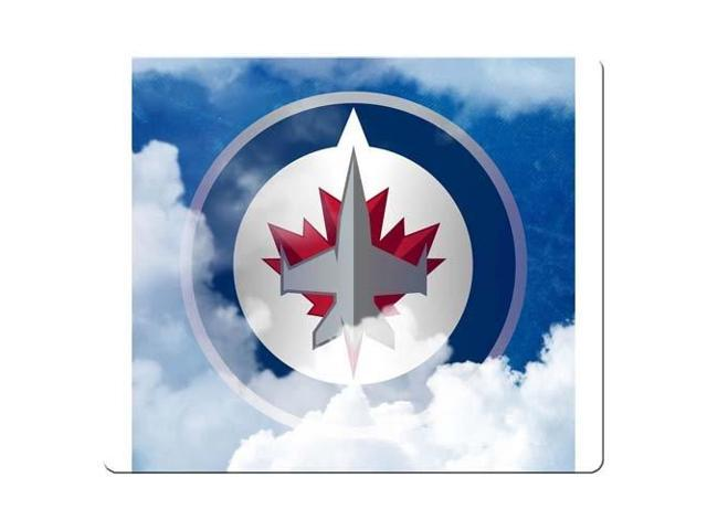 Game Mouse Mats rubber and cloth Washable Custom Winnipeg Jets 9