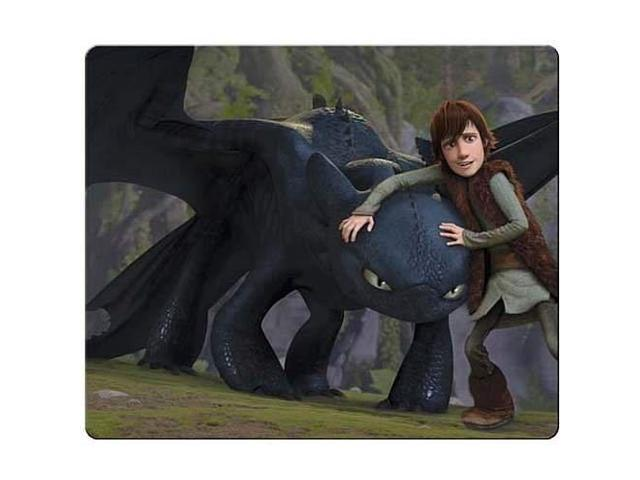 Game Mouse Mats cloth and rubber Customized office How to Train Your Dragon 9
