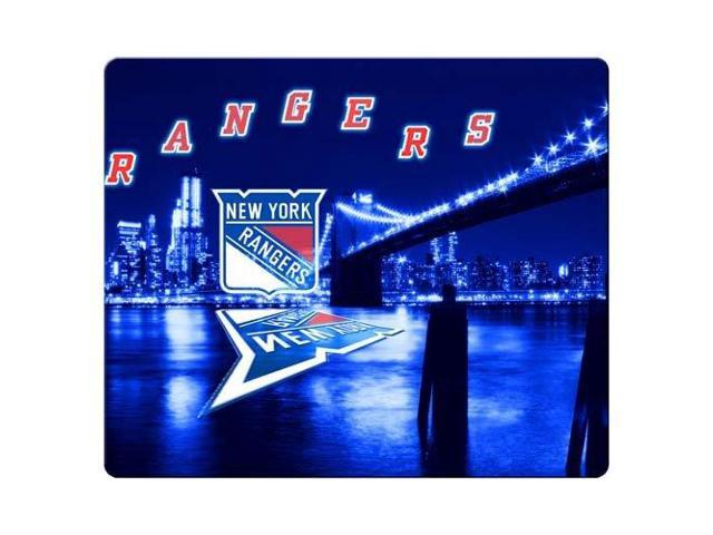 Mouse Mats cloth / rubber Non-skid Base Custom New York Rangers 9