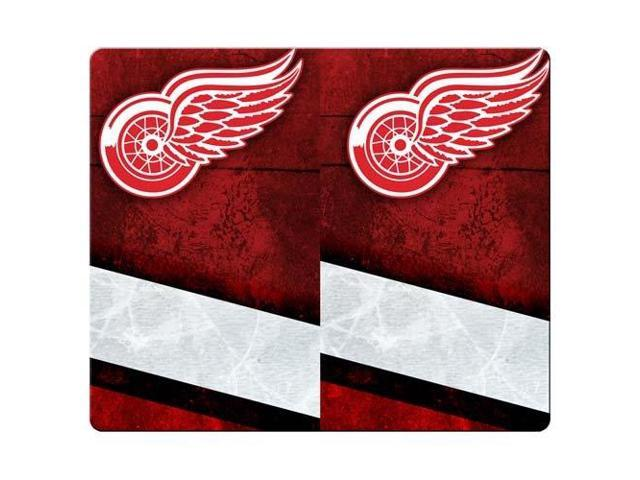 Mouse Pads cloth + rubber High-quality Water Resistent detroit redwings 9