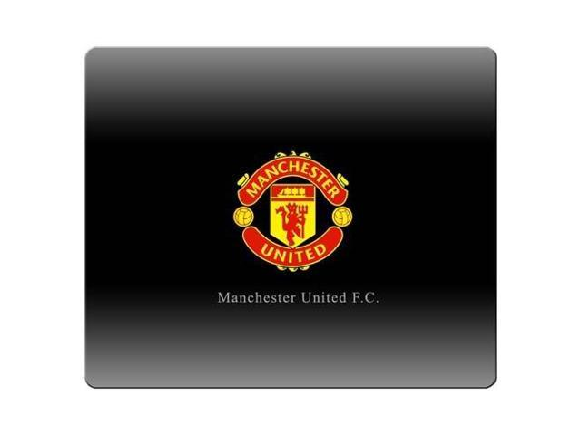 Game Mouse Pads rubber - cloth Smooth prevent fraying Manchester United 9