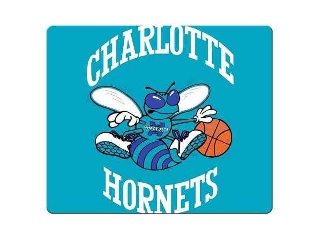 game Mouse Pad cloth and rubber Great Quality Anti-Fraying Charlotte Hornets 9