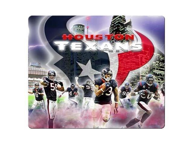 game Mouse Pad rubber * cloth aiming precision natural rubber Houston Texans 8