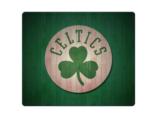 game Mouse Mat cloth - rubber fast speeds mouse movement Boston Celtics NBA Basketball logo 9