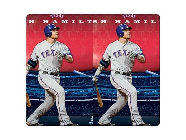 Gaming Mouse Pads rubber and cloth Beautiful Non-Skid texas rangers 9