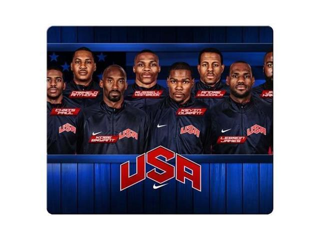 Mouse Mat rubber cloth Nonslip Standard Kevin Durant 9