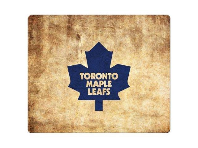gaming mouse mats cloth * rubber Durable Material Water Resistent Toronto Maple Leafs NHL Ice hockey logo 9