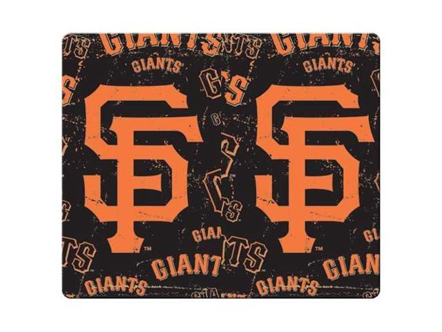 Mouse Pad rubber * cloth Nonslip Water Resistent san francisco giants 9