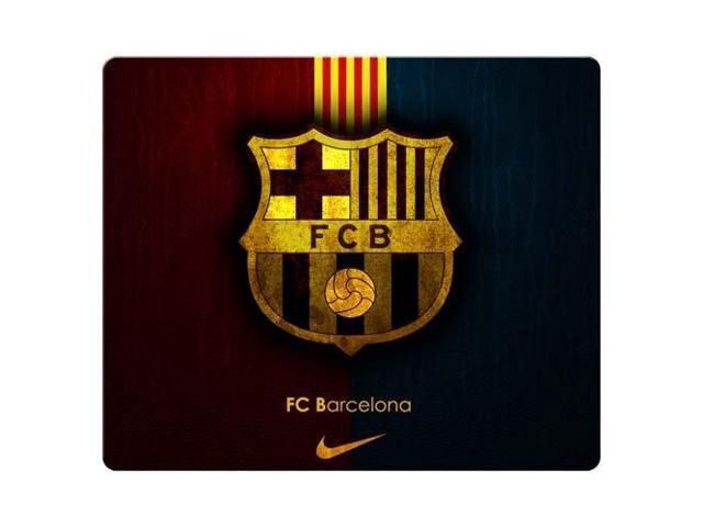 Gaming Mouse Pads cloth / rubber High Quality Custom Barcelona FCB 8