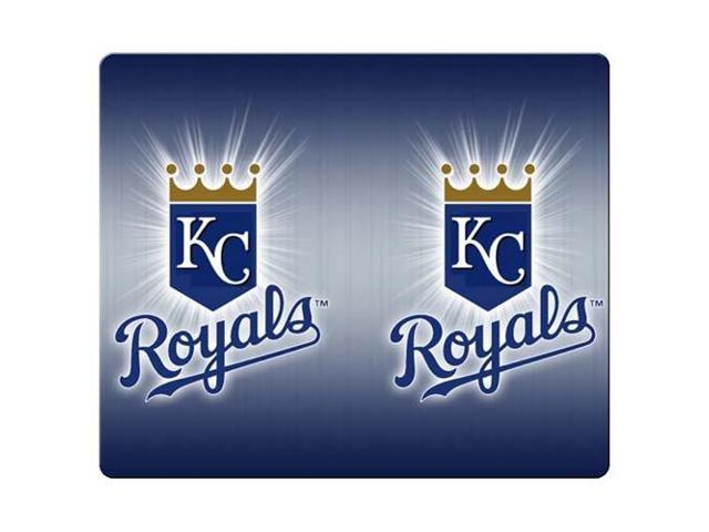 Gaming Mouse Pad rubber & cloth Non-slip Customized kansas city royals 8