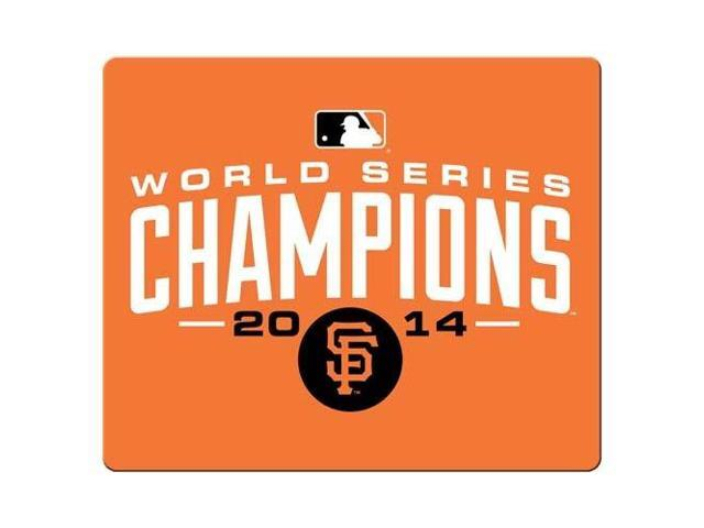 game Mouse Mat rubber and cloth Antiskid Rubber Bottom permanent San Francisco Giants 9
