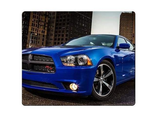 gaming mousepad cloth * rubber rubber and cloth prevent fraying Dodge car logo super 8