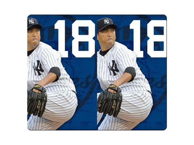Mousepads accurate cloth nature rubber Computer gaming new york yankees 9