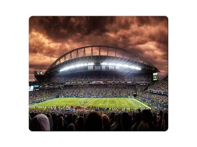 Mouse Pad rubber + cloth Light Weight Custom mousepad Seattle Seahawks 8