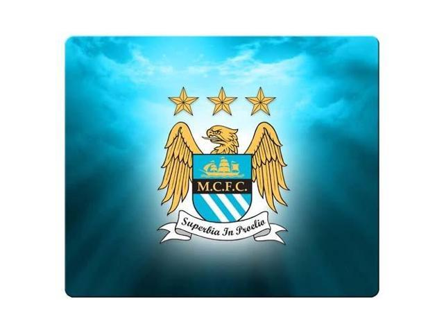 game Mouse Pad cloth & rubber Great Quality gaming Manchester City MCFC 9
