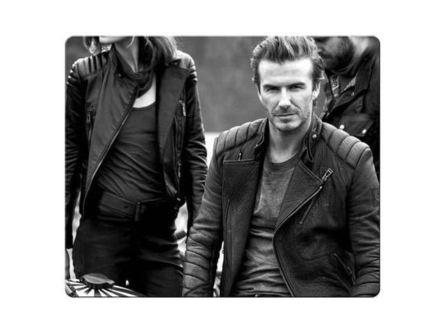 Mouse Pad smooth cloth & antiskid rubber Rubber Backing Personality David Beckham 9