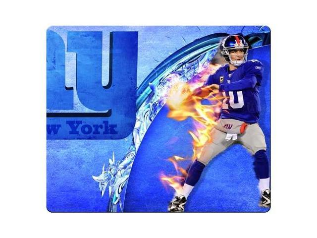 Game Mouse Pads cloth + rubber Rubber Backing heat-resistant new York Giants 9