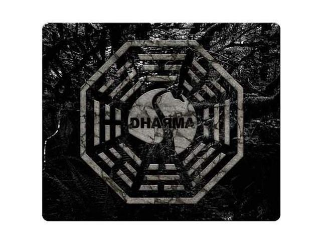 game Mouse Pad cloth + rubber Rubber Backing Perfect Lost wallpaper 9