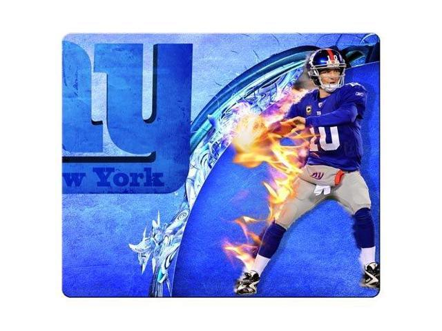 Gaming Mouse Pads rubber - cloth Rough Anti-Fraying new York Giants nfl football logo 9