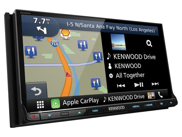 "Kenwood DNX893S 6.5"" Bluetooth GPS Tracking Device GPS"