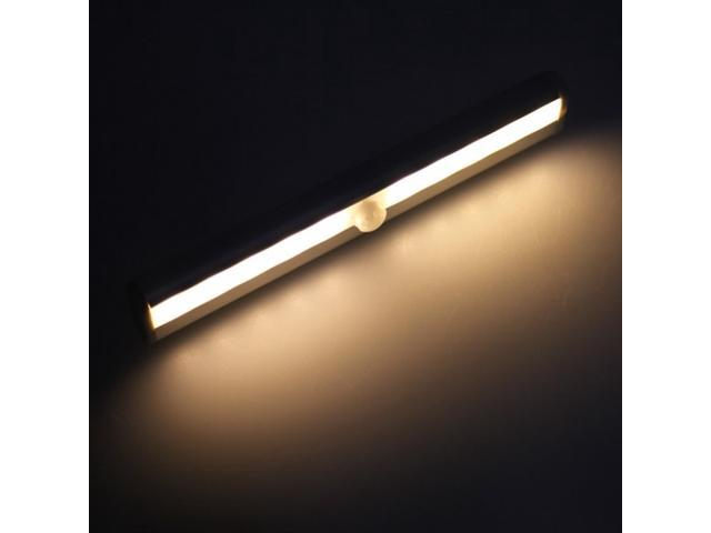 Battery Operated Motion Sensor Light, LED Closet Light, Under Cabinet Led  Lighting, Motion