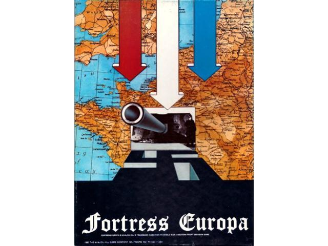 Fortress Europa (1st Edition) SW (VG+/New)
