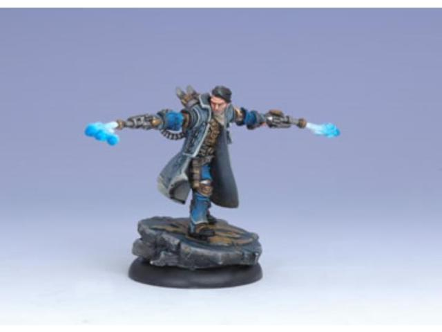 Epic Warcaster - Captain Allister Caine MINT/New