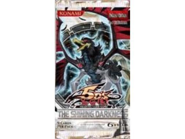 5D's - Shining Darkness Booster Pack MINT/New