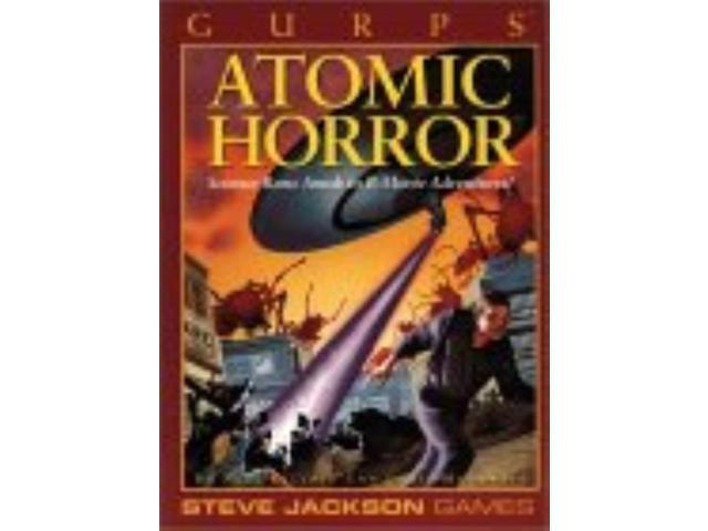 Atomic Horror (1st Edition) VG+