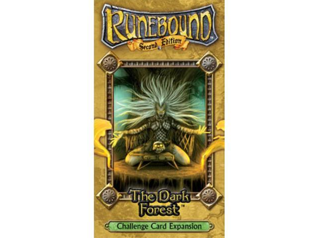 Challenge Card Expansion - The Dark Forest NM
