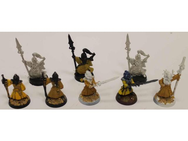 Warlocks & Farseer Collection #3 NM
