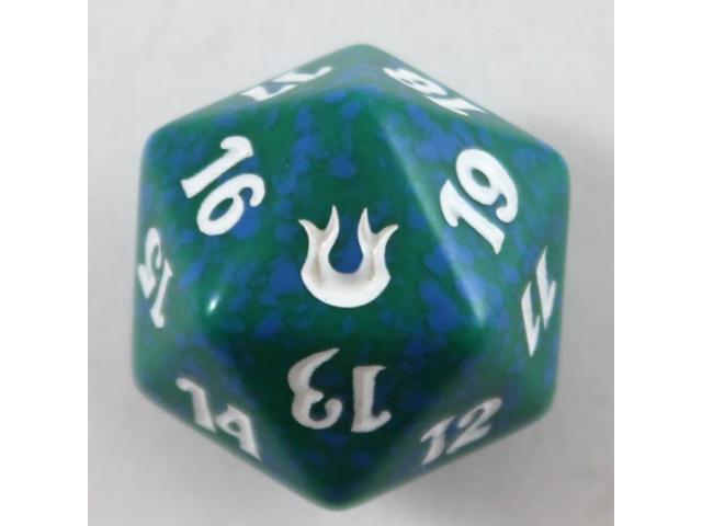 Born of the Gods - Green & Blue w/White NM