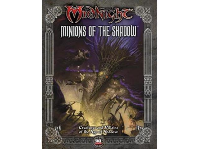 Minions of the Shadow VG+