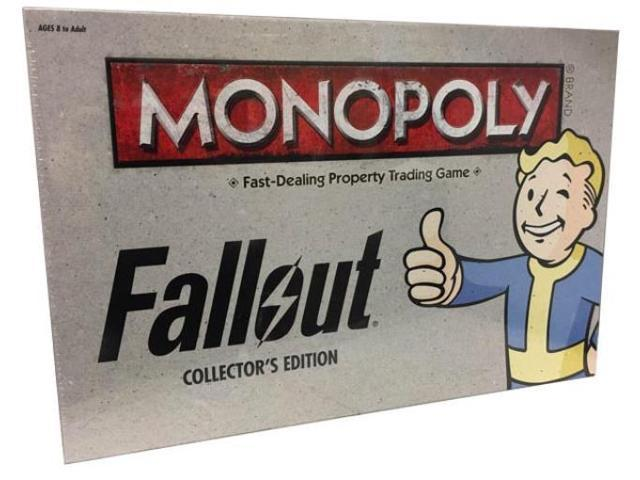 Monopoly - Fallout Collector's Edition SW (MINT/New)